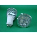 Dicroico LED 4 Watt, luz calida