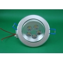 Embutido LED 5 Watt Dimmeable